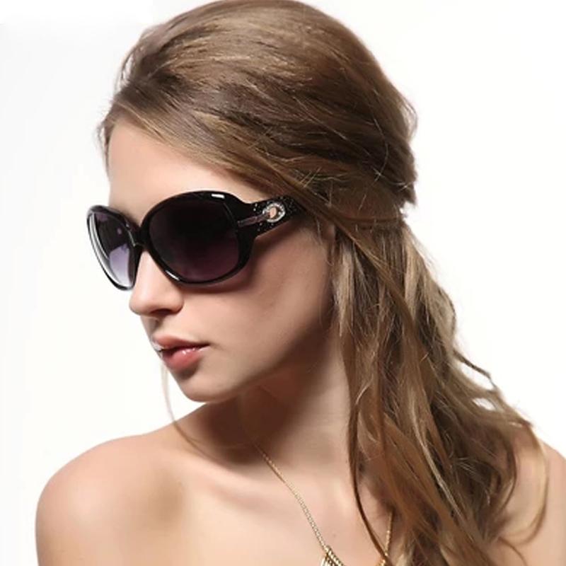 Polaroid Sunglasses Women Polarized Driving 2015 Sun Glasses Butterfly Original Brand Designer Carving Leg Oculos De Sol C9045(China (Mainland))