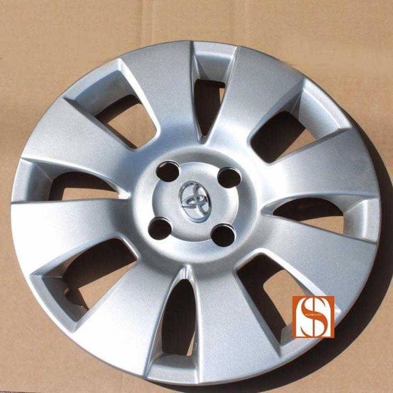 Car wheel rim cover applies to 15 inches Rim diameter ,for Toyota Yaris ,Wheel accessories(China (Mainland))