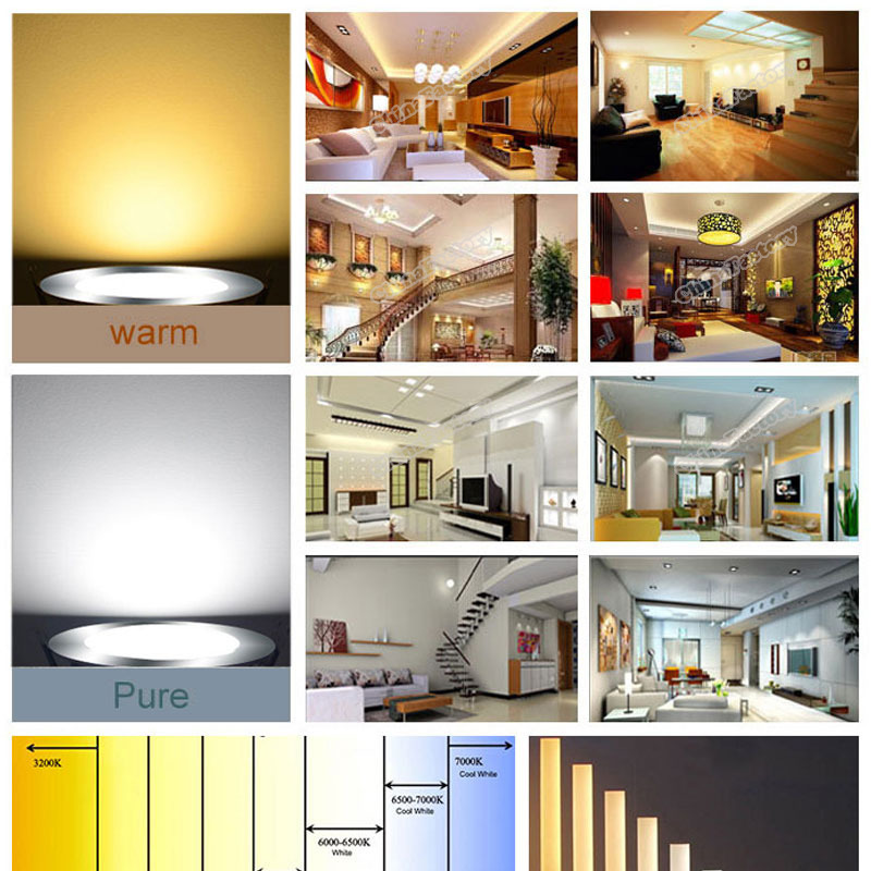 chinafactory new fashion style High Power GU10 9w LED Bulb Spotight Lamp Dimmable 220V Warm Pure White Negotiable!(China (Mainland))
