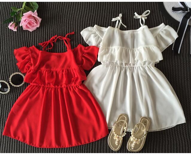 Baby girls dress kids children chiffon girl dresses 0521 sylvia 532008575960(China (Mainland))