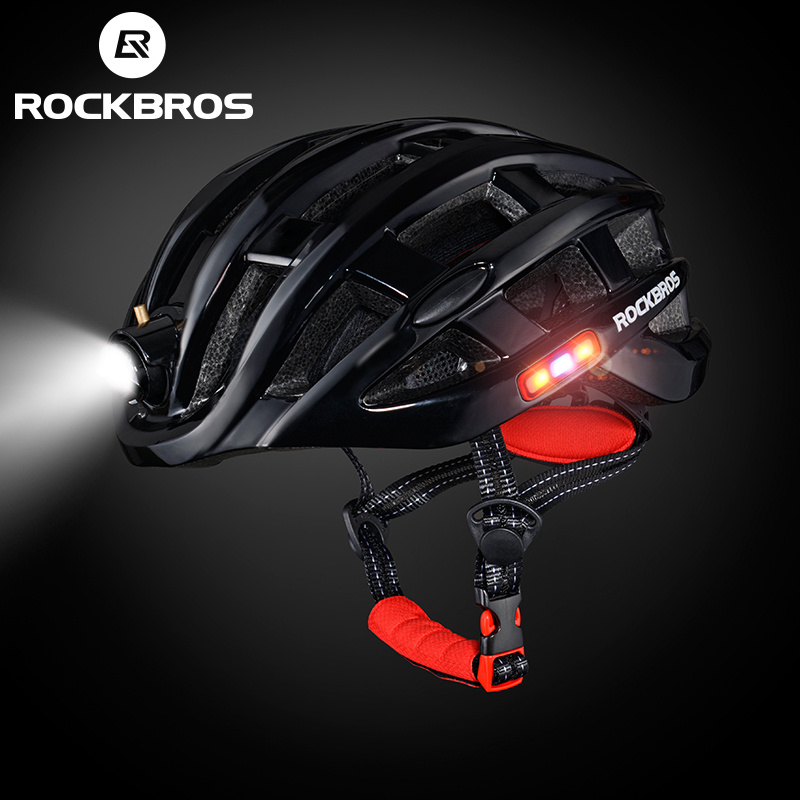 Rockbros Waterproof Light Bicycle Cycling Helmet Intergrally-molded Mountain Road MTB Bike Helmet Men Women Adjustable 49-59cm(China (Mainland))