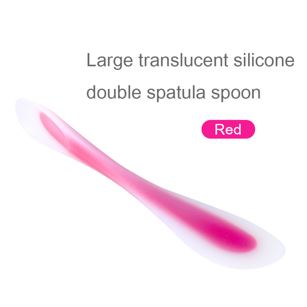 Baking Tools For Cakes Double Silicone Spatula Spoon LFGB Cookie Spatulas Pastry Scraper Mixer Buttter Ice Cream Scoop(China (Mainland))