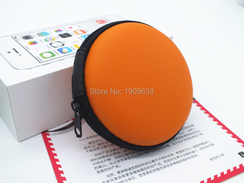 image for In-Ear Earphones Package Box Headset Bluetooth Data Line Headphone Por