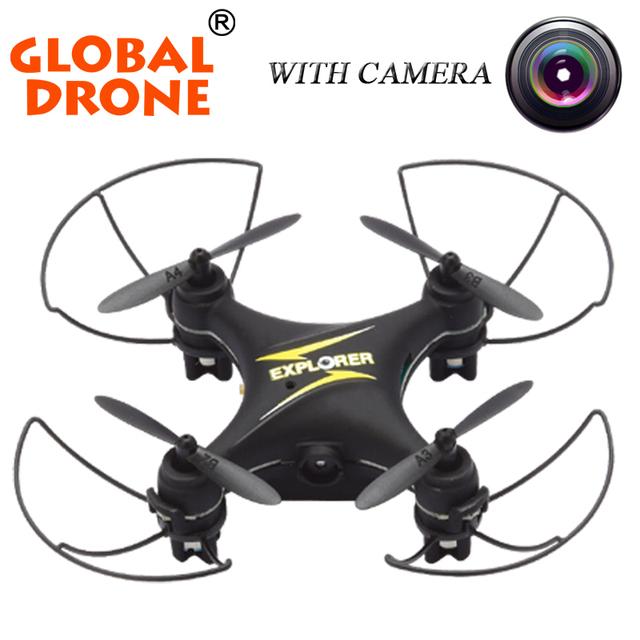Глобальный GW009C Drone 4CH Drone С Камерой Quadcopter Дрон Вертолет Дронов С Камерой HD Квадрокоптер Мини Drone VS CX-10