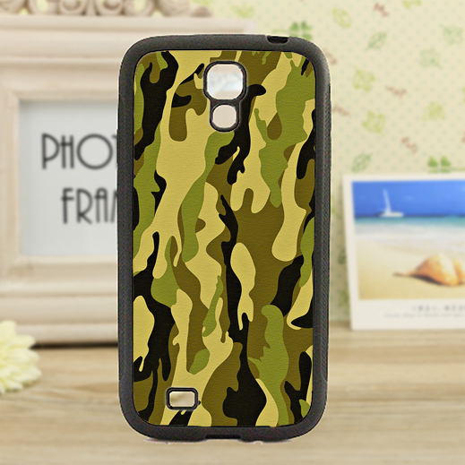 MILITARY CAMO 2 fashion cell phone case cover for Samsung galaxy S3 S4 S5 Note 2 Note 3(China (Mainland))