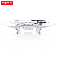 Original Syma X13 2.4G 4CH 6Axis RC Quadcopter Helicopter With Switchable Controller 360 Roll Mini Drone Pocket Kids Toys