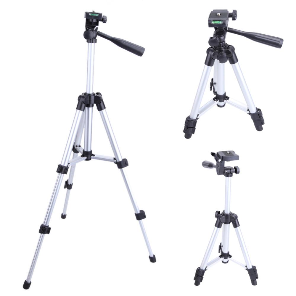 High Quality Protable Professional Digital/Video Camera Camcorder Tripod Stand For Nikon Canon Panas(China (Mainland))