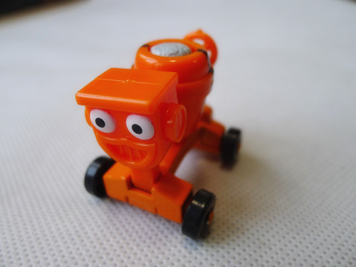 Learning Curve Bob The Builder Metal Diecast Dizzy Toy Car New Loose(China (Mainland))