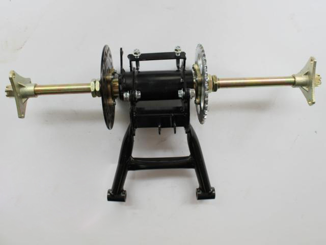 4 Wheeler Rear Axle : After the modified four wheel drive accessories cc atv