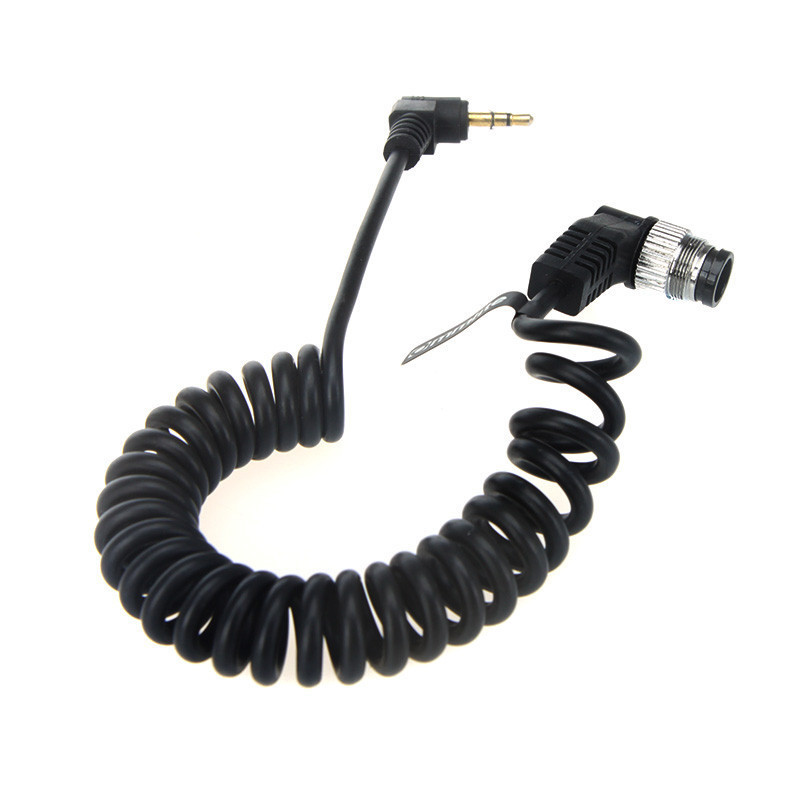 Drop shipping! 2.5mm Camera Remote Cable 1N for Nikon D800,D800E,D700,D300,D300S,D2H,D1X,D2X,D3,D3x,D3s,D4(China (Mainland))