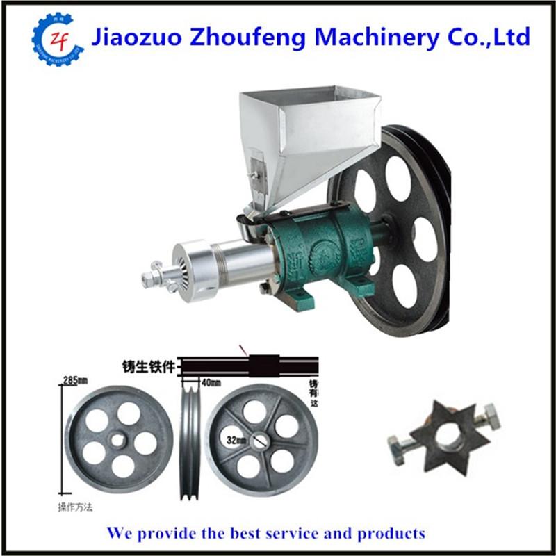 Corn/rice puffed machine multi-function food extrusion machine ZF(China (Mainland))