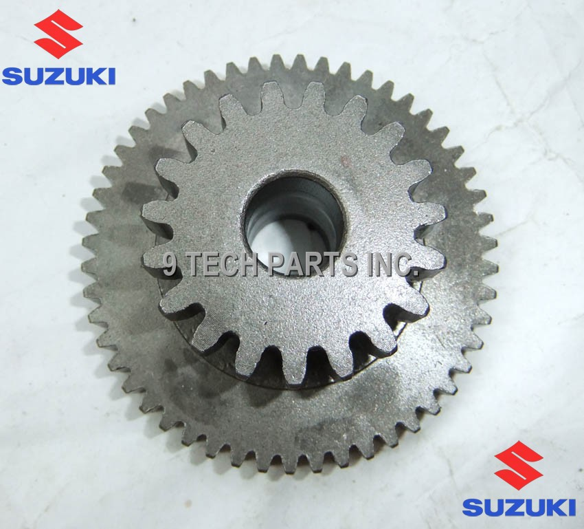 NEW FREE SHIPPING OEM QUALITY Suzuki Motorcycle GN250 GN 250 Starter Clutch starter Idle Gear 19T 51T