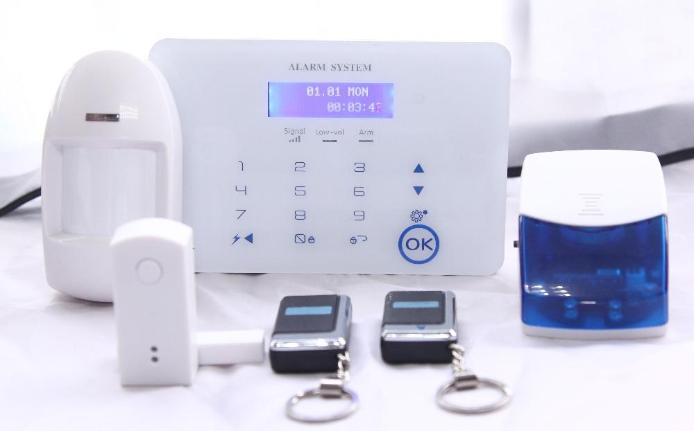 home alarm case essay