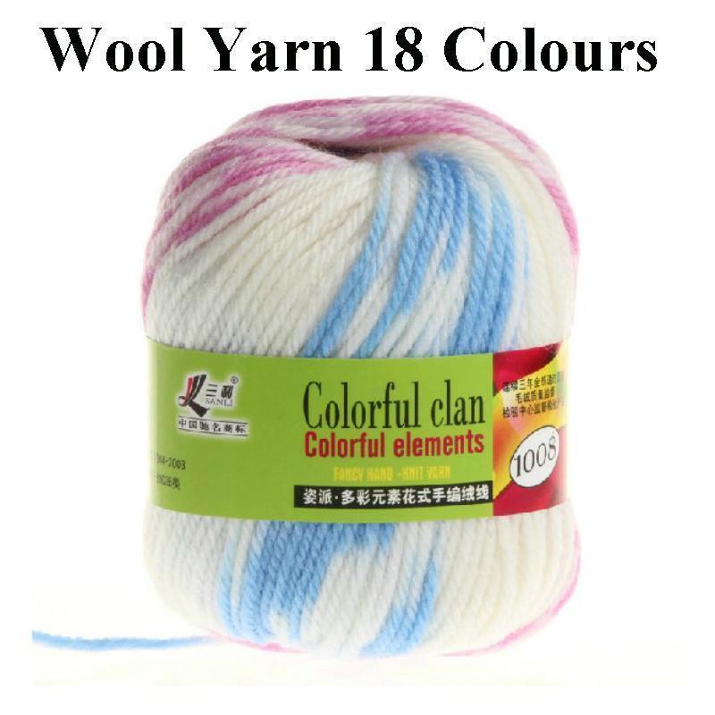 Knitting Chunky Yarn On Small Needles : Crochet yarn for knitting wool garen chunky