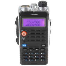 BaoFeng VHF 136-174MHz / UHF 400-480MHz 128CH Walkie Talkie Support Dual Watch & Reception
