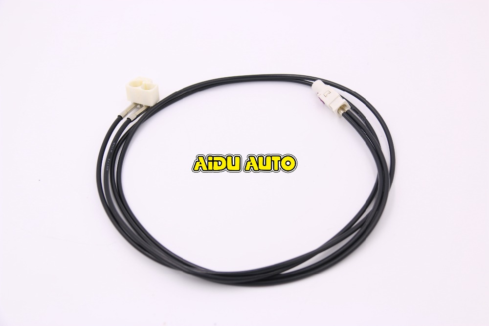 MIB Radio FAKRA Antenna Adapter 2 in 1 Cable harness For VW Volkswagen Golf 7 MK7<br><br>Aliexpress