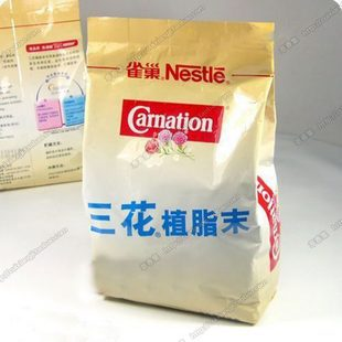New stock Three flower planting the fat end coffee mate cream milk tea raw materials 1000