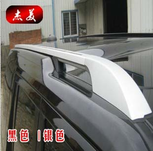 Land rover 4 lengthen baggage-rail 3 4 guide rail land rover aluminum alloy roof rack