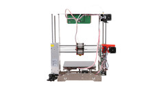 Full Metal 3d printer DIY kit Reprap Prusa i3 Stainless Steel 3d metal printer 1 Roll
