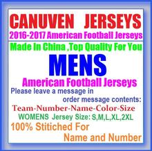 Canuven American Football Jersey Throwback Custom Movie Direct Cheap Authentic Sports Jerseys USA Soccer China MENS MEN 5XL 6XL(China (Mainland))