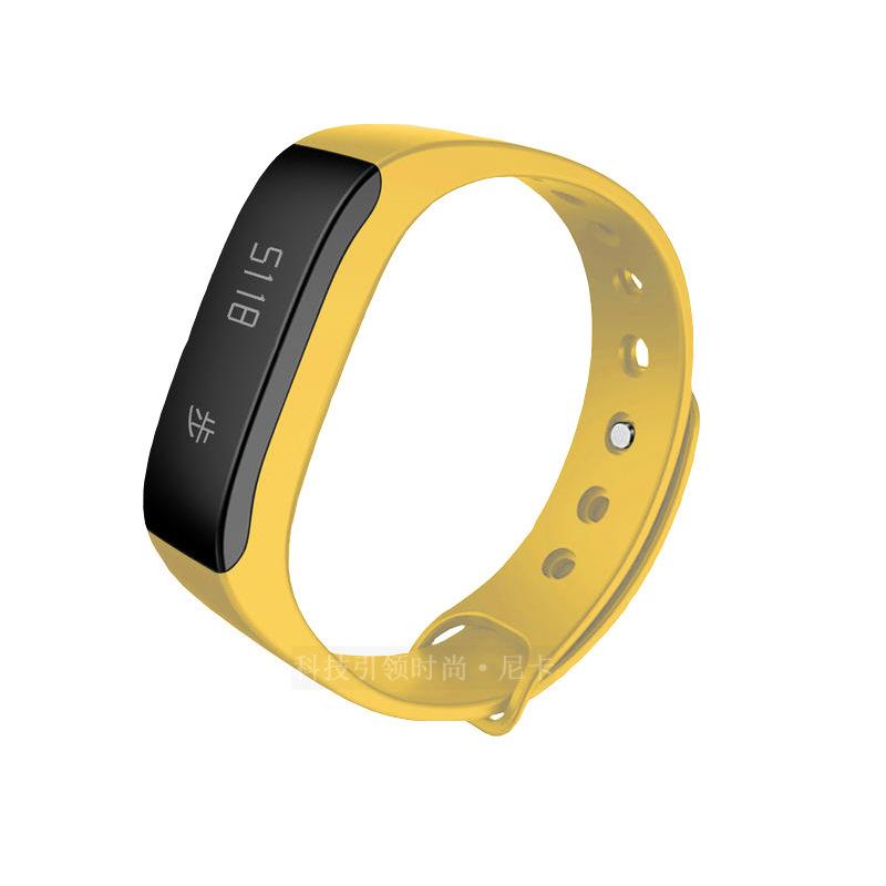 Baidu Cloud Smart Bluetooth dulife sleep monitoring bracelet sport pedometer Smart Watch L28S
