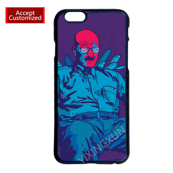 Walter White Breaking Bad Mobile Phone Cover Case for Samsung Galaxy S2 S3 S4 S5 Mini S6 S7 S7 Edge Plus Note 2 3 4 5(China (Mainland))