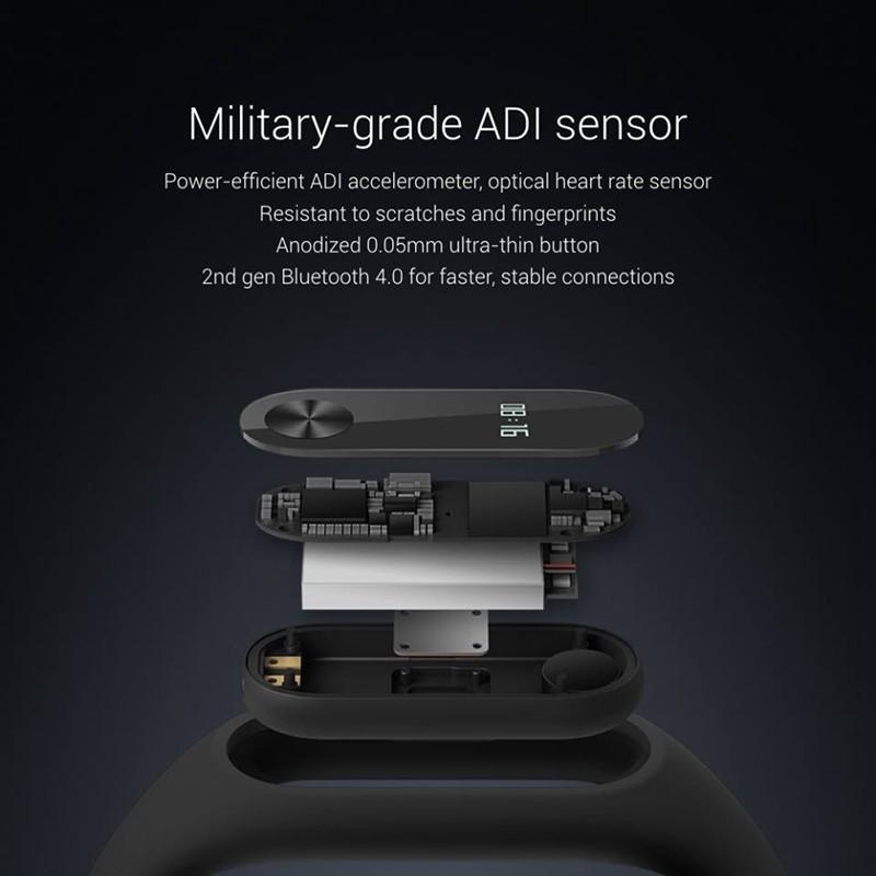 Xiaomi mi band 2 5