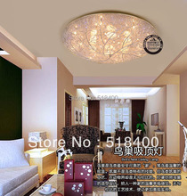 New Name Brand Modern Luxury Bedroom Drawing Room Dining Room Hall Crystal Ceiling Chandelier lamp  Design Size OEM(China (Mainland))