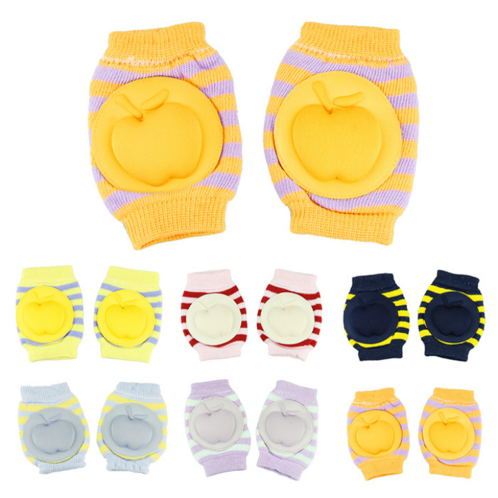 Baby Safety Crawling Elbow Cushion Infants Toddlers Baby Knee Pads Protector Hot Selling(China (Mainland))