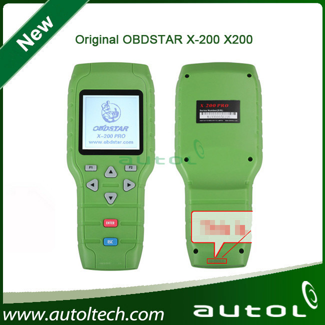 2015 HIgh quality X200 Reset Tool Oil Reset Tool X-200 X200 Airbag reset X200 Programmer In stock(China (Mainland))