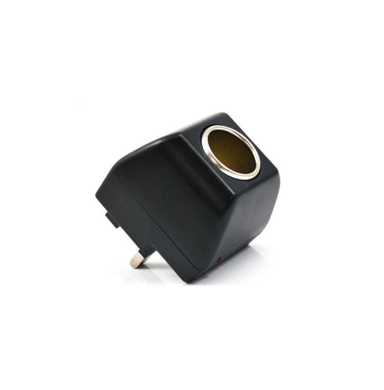 110V-220V AC To 12V DC UK Car Power Adapter Converter Charger Cigarette Lighter EE6192(China (Mainland))