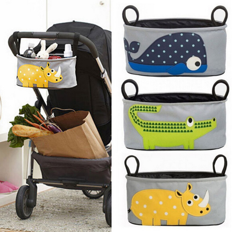 free shipping 2016 fashion mother bag baby stroller organizer diaper bag bay nappy bag storage. Black Bedroom Furniture Sets. Home Design Ideas