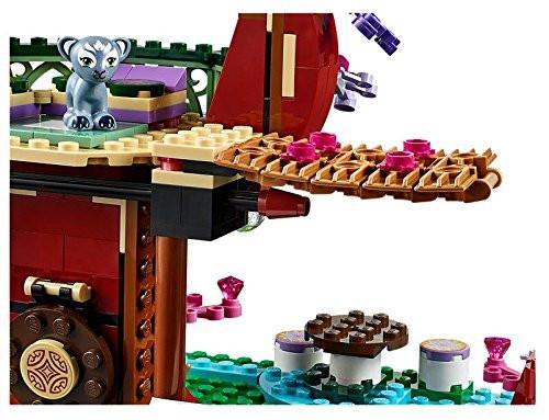BELA Elves The Elves Treetop Hideaway Constructing Blocks Kits Mannequin Toys Bricks Marvel minifigures  suitable with legoe