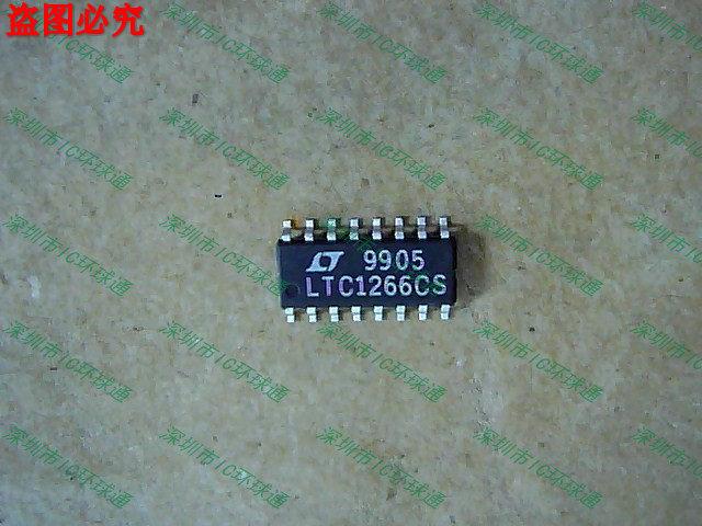 Здесь можно купить  100PCS  100% NEW  LTC1266CS  Электронные компоненты и материалы