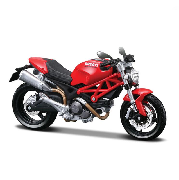 plastique moul sous pression mod le de moto pour ducati monster 696 1 12 high speed racing moto. Black Bedroom Furniture Sets. Home Design Ideas