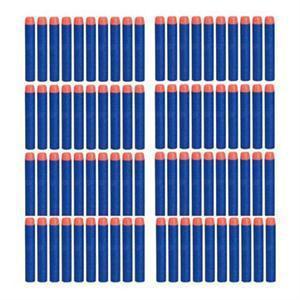 2015 New HO Brief 100pcs 7.2cm Refill Bullet Darts for Nerf N-strike Elite Series Blasters Kid Toy Gun OH 9 Colors