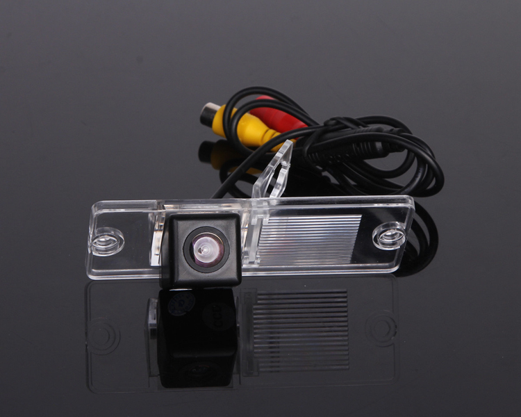reverse camera For Mitsubishi Pajero / Zinger / L200 rear camera back up camera parking camera vehicle water-proof CCD 612(China (Mainland))
