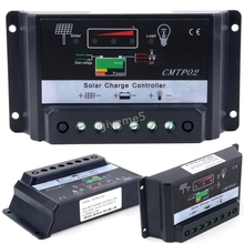 Dropshipping !30A PWM Solar Panel Battery Regulator Charge Controller 12V/24V b7 (China (Mainland))