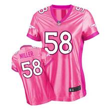 Women's Von Miller Jerseys NFL Denver Elite Football Jersey(China (Mainland))