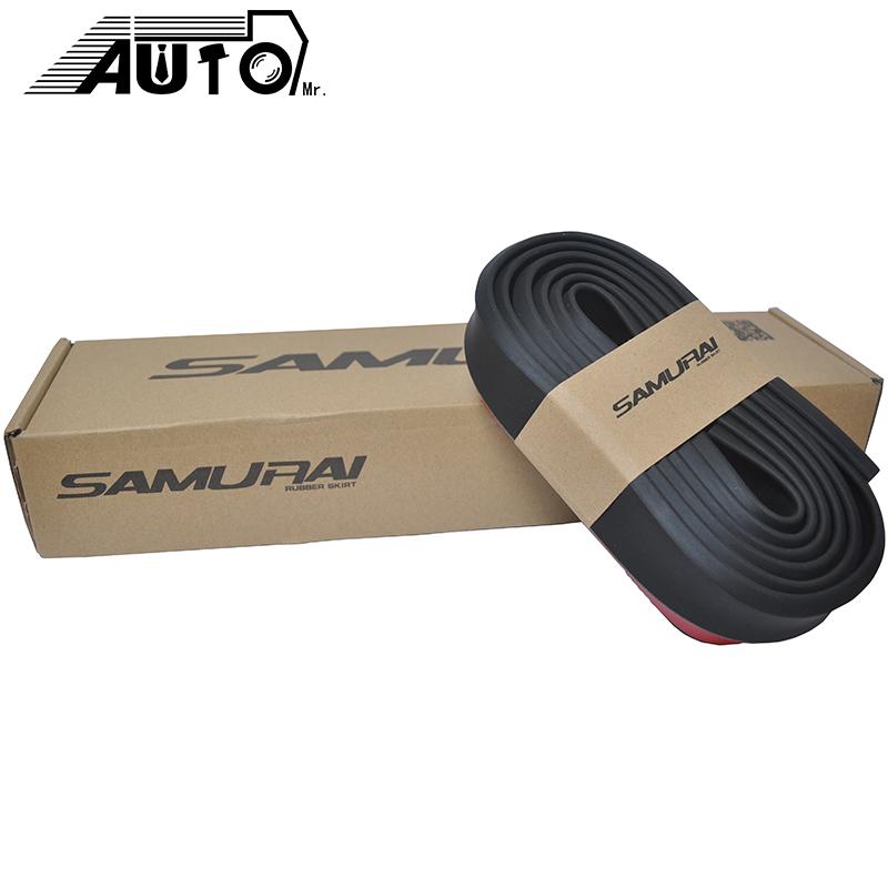 Bumper Lip Deflector Lips For Fiat Multipla Samurai Rubber Front Spoiler Skirt For Tuning Car View / Body Kit / Strip<br><br>Aliexpress