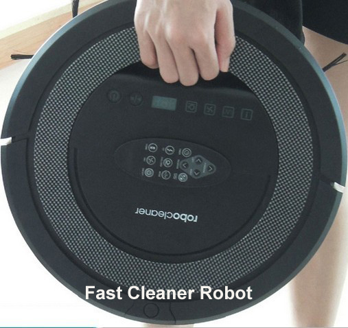 5 In 1 Multifunction Robot Vacuum Cleaner (Sweep,Vacuum,Mop,Sterilize),Schedule,Self Charge,UV,Auto Recharge, Virtual Wall(China (Mainland))
