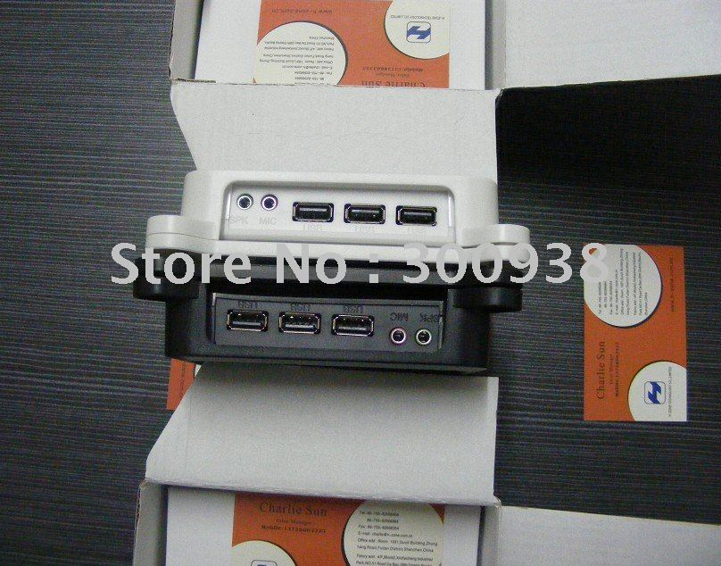 HZONE HZ-N380 Windows CE 6.0 intergrated RDP thin client terminal with 3 usb ports and lowest price(Hong Kong)