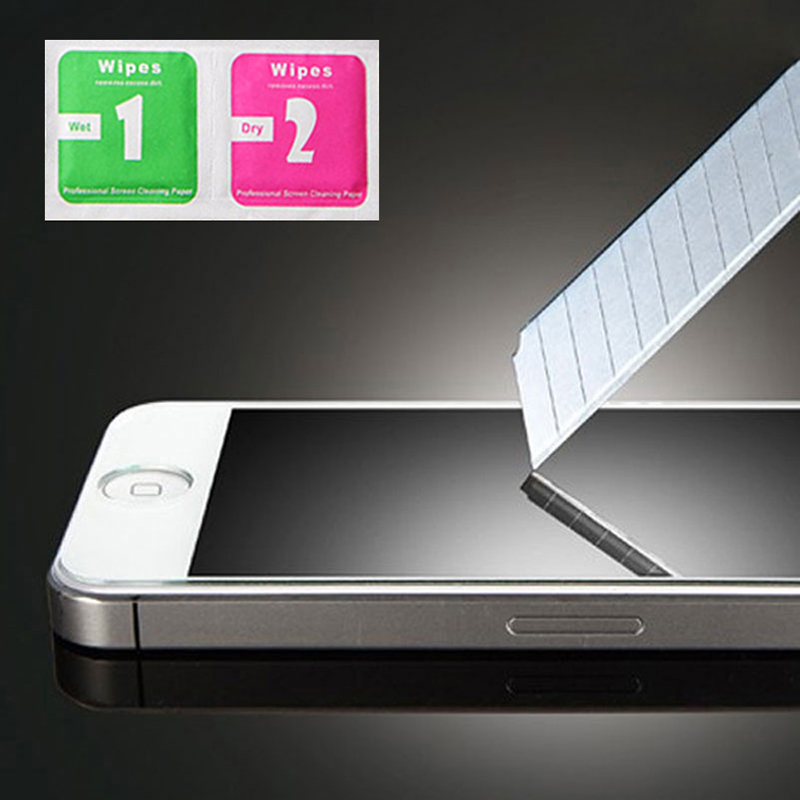 5S 2 5D 0 26mm 9H Premium Tempered Glass For iPhone 5S 5 5G 5C With