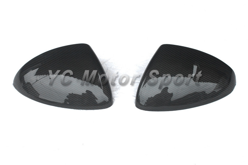 FIT 100% Free Shipping Carbon Fiber Rearview Side Mirror Cover Cap Case Fit For 2011-2014 Cayenne 958 Side Mirror Cover<br><br>Aliexpress