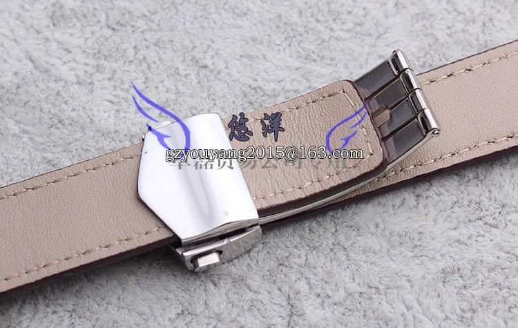 Крокодил кожаный браслет адаптация марокко карты лайла кожаный ремешок 19 | 20 мм