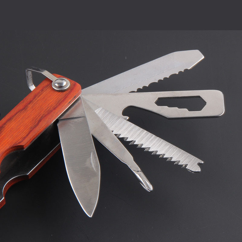 2015 Multifunctional Tools Folding Axe Hammer Camping Axe Hiking Saw Knife Survival knife Tomahawk Military Hunting