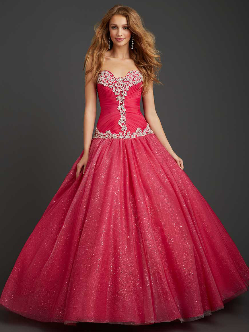 Venetian Masquerade Ball Gowns - Fashion Ideas