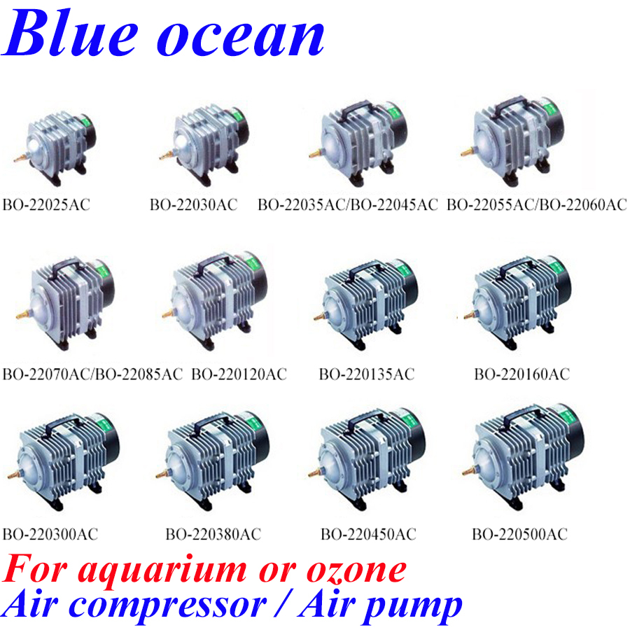 BO-22025AC, FREE SHIPPING Electromagnetic air compressor Aquiculture aerator Massage chair parts Oxygen machine accessories(China (Mainland))