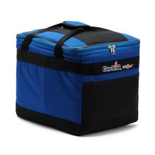 Insulated Thermal 600D Material Cooler Bag Large for Food Storage, Picnic, Sport Ice Bag Men Women Tote Handbags