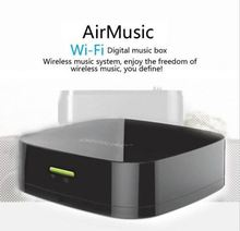 AirMusic AirPlay WIFI DLNA Qplay Music Audio Radio Receiver For IOS & Android